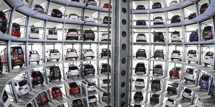 Otomobil üretimi 8 ayda yüzde 13 arttı