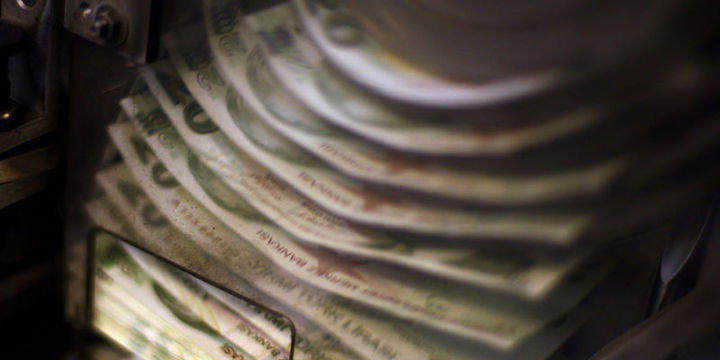 Hazine nakit dengesi 5 milyar 457 milyon lira fazla verdi