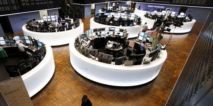 Avrupa borsaları AMB öncesi hafif artışla açıldı