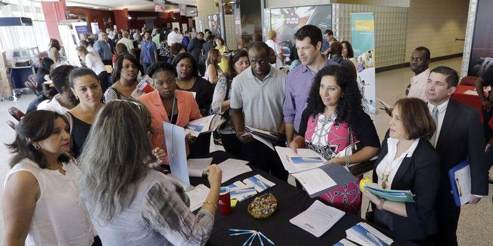 ABD'de haftalık işsizlik başvuruları 7 haftanın düşüğünde