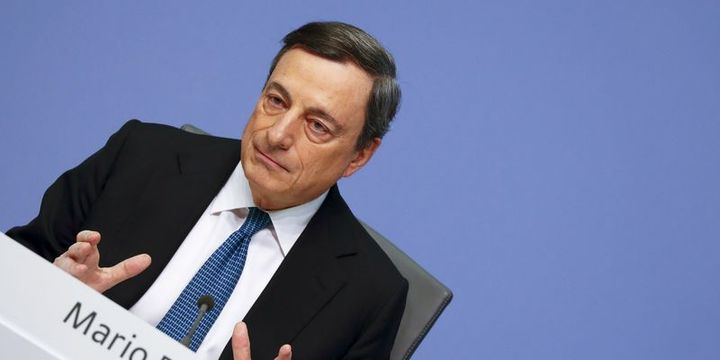 Draghi: Şimdilik ek genişlemeyi gerekli görmüyoruz