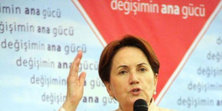 Meral Akşener MHP