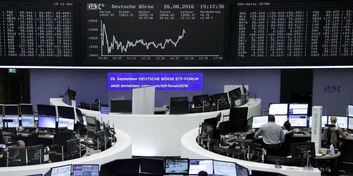 Avrupa borsaları 2. günde de düşüyor