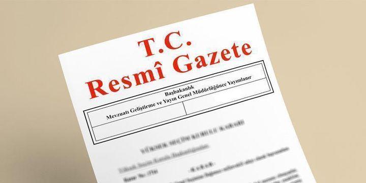 Valiler Kararnamesi ve Emniyet Müdürlüğü değişikliği yayınlandı