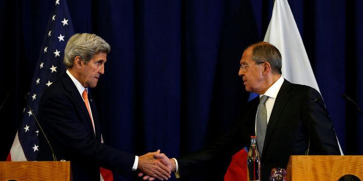 ABD ile Rusya Suriye