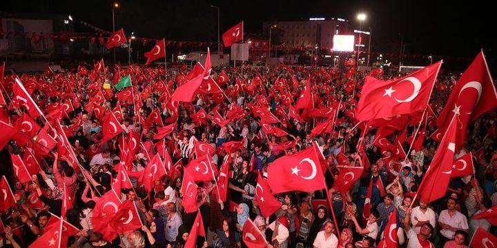 Darbelere karşı Türkiye