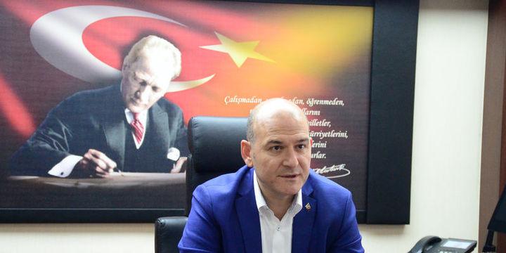 İçişleri Bakanı Soylu: Meselemiz terördür, Kürtçe bizim dilimizdir