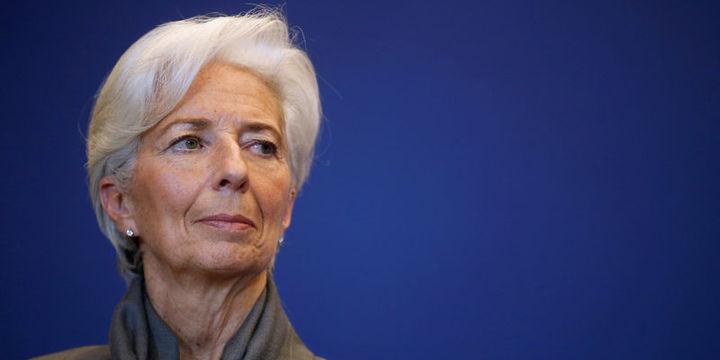 IMF Başkanı Lagarde Fransa