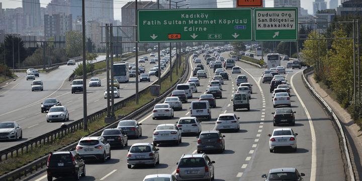 Kadın sürücü sayısı 80 ilin nüfusunu geçti