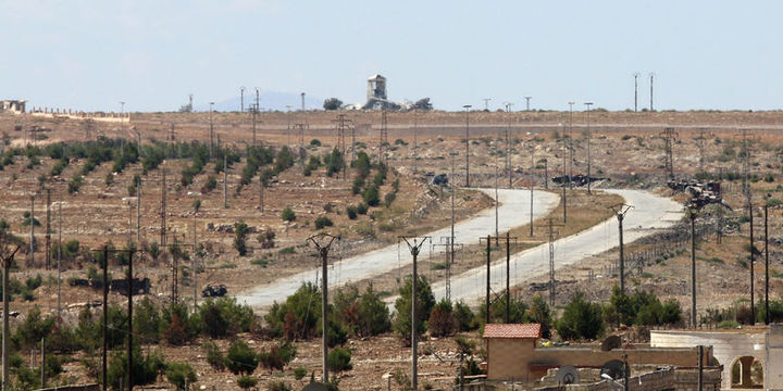 ABD, Esad güçlerini yanlışlıkla vurdu