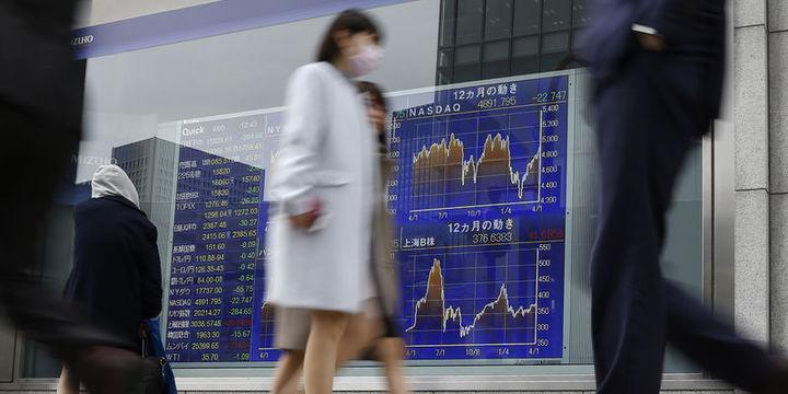 """Asya hisseleri """"merkez bankaları"""" öncesi yükseldi"""