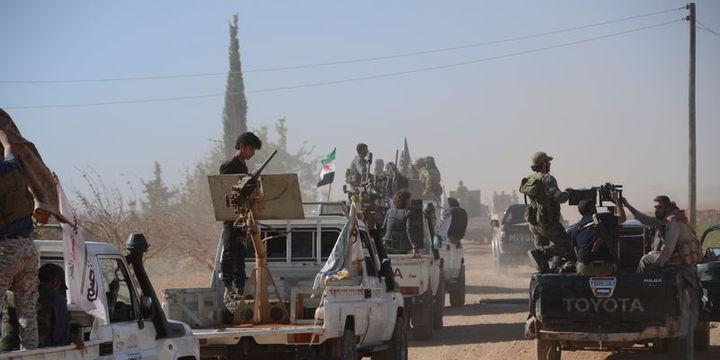Suriyeli muhalifler: Ateşkes bitti