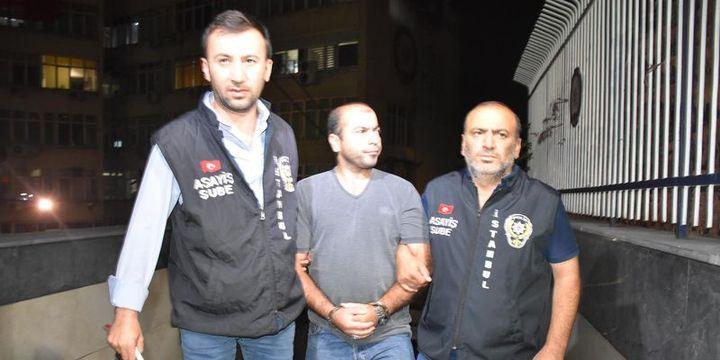 Şort giyen hemşireye tekme atan zanlı tutuklandı