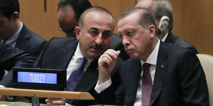 Cumhurbaşkanı Erdoğan BM Genel Kurulu'nda