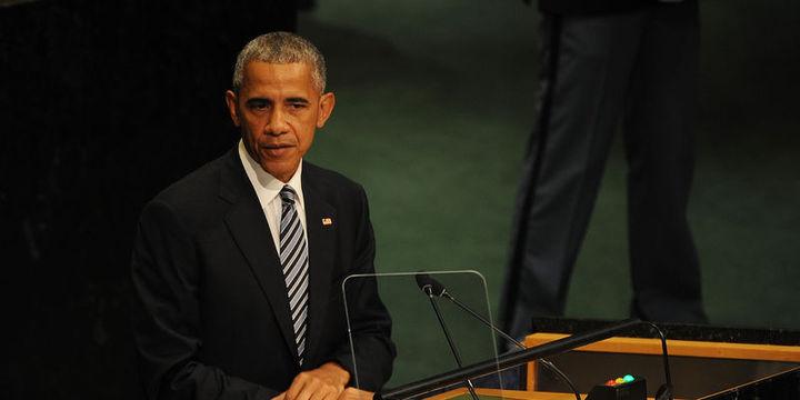 Obama İsrail