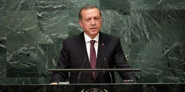 Erdoğan: Karşınızda bulunuyorsam milletimizin cesur ve asil duruşu sayesindedir
