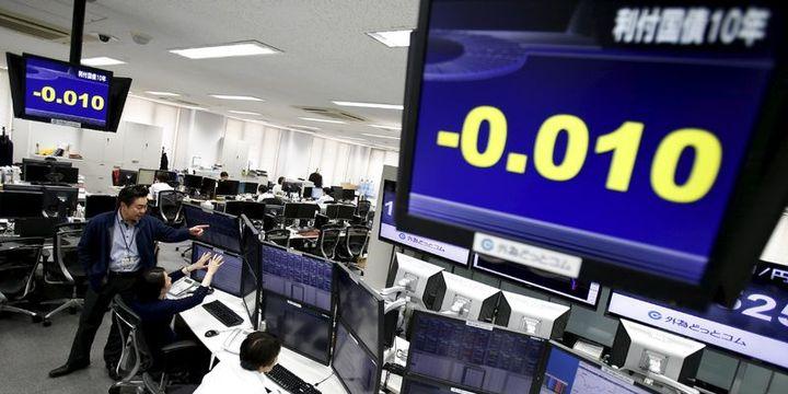 """Japonya tahvillerinin faizi """"BOJ"""" ardından yüzde 0"""