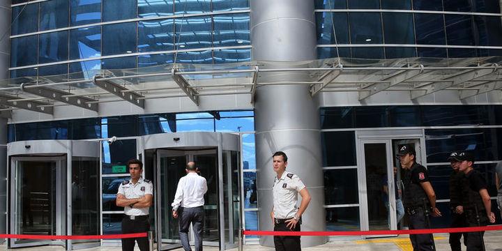 Anadolu Adalet Sarayı'nda FETÖ operasyonu