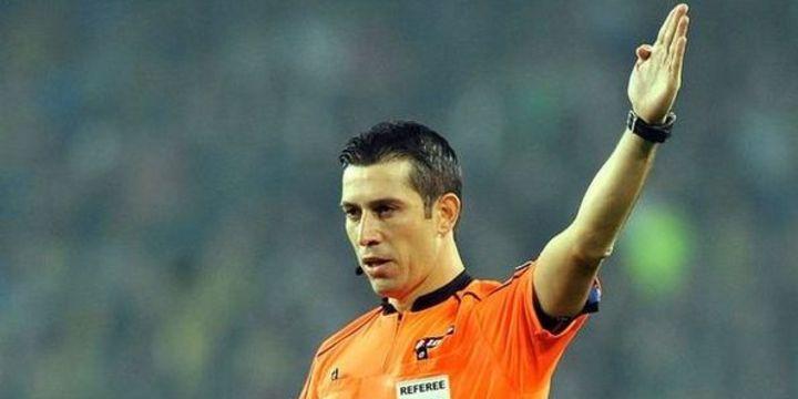 Beşiktaş-Galatasaray derbisinin hakemi Ali Palabıyık