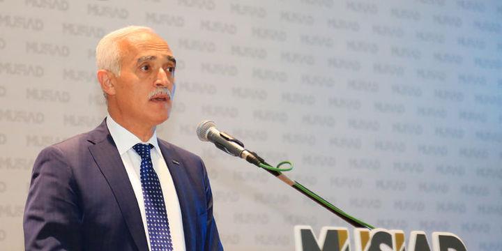 MÜSİAD/Olpak: TCMB'nin adımları ekonomi için umut verici