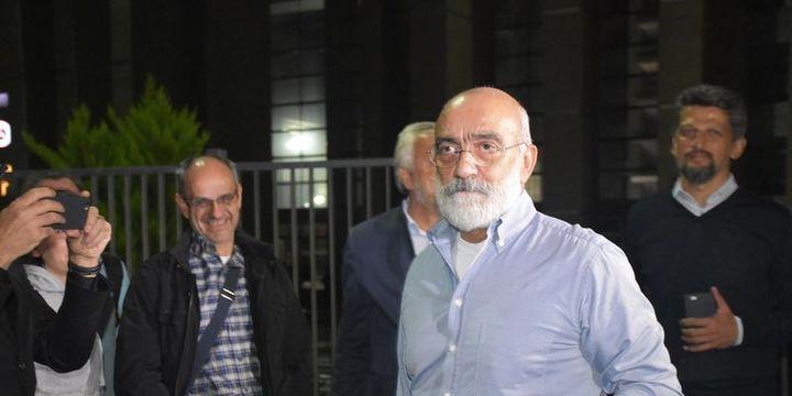 Gazeteci Ahmet Altan tutuklandı