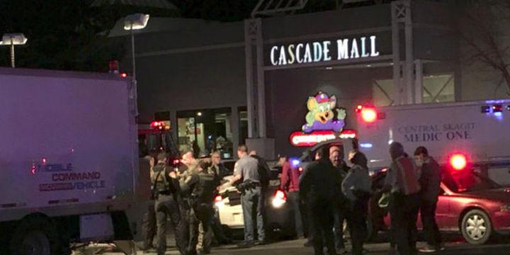 ABD'de AVM'de silahlı saldırı: 4 ölü