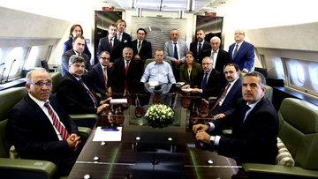 Erdoğan: Kredi derecelendirme kuruluşlarını pek ciddiye a...
