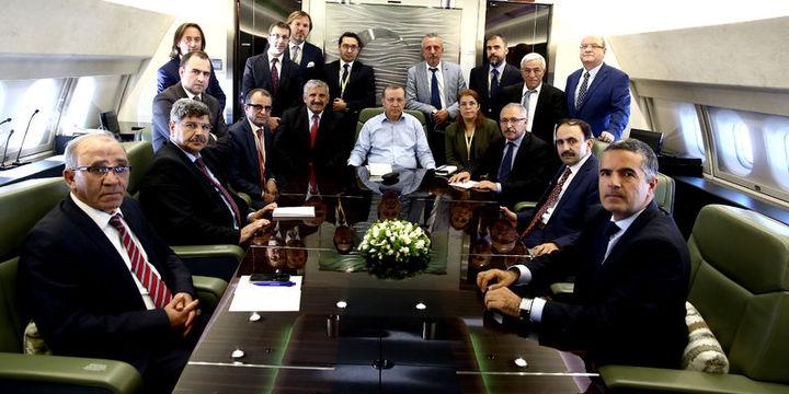 Erdoğan: Kredi derecelendirme kuruluşlarını pek ciddiye almadığım doğru