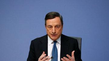 Draghi: Ekonomide toparlanma ılımlı biçimde sürecek