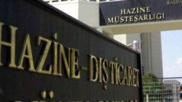 Hazine 3 milyar 956 milyon lira borçlandı