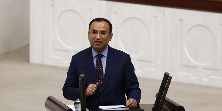 Bozdağ: FETÖ soruşturmasında 32 bin kişi tutuklandı