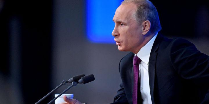 Putin Ekim ayında Türkiye