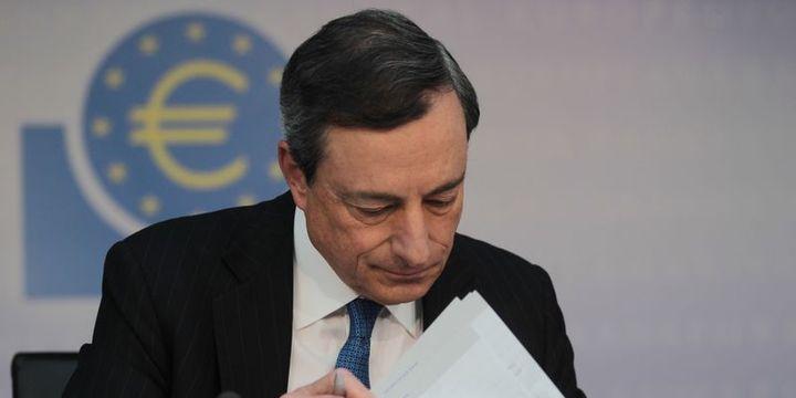 Draghi: Euro bölgesi politikacıları reform fırsatını yakalamalı