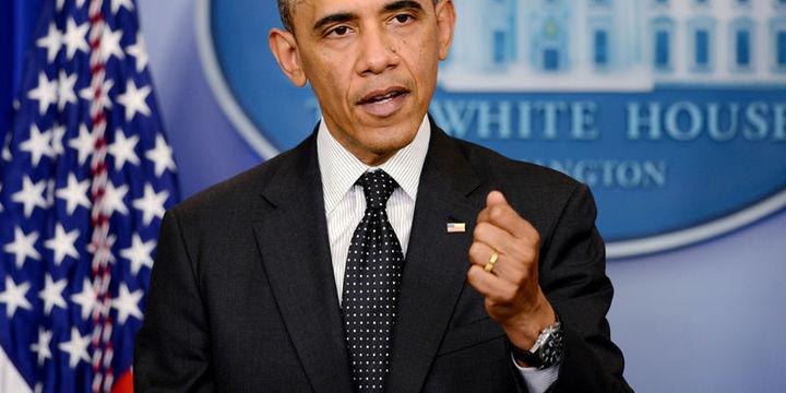 Obama: Suriye