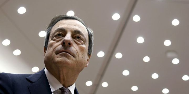 Draghi: Deutsche Bank