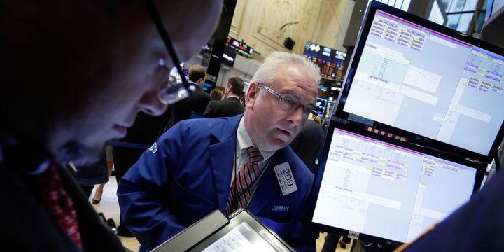 ABD borsaları Fed ve verilerle dalgalandı