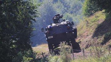 Ordu'da güvenlik güçleri ile teröristler arasında çatışma...