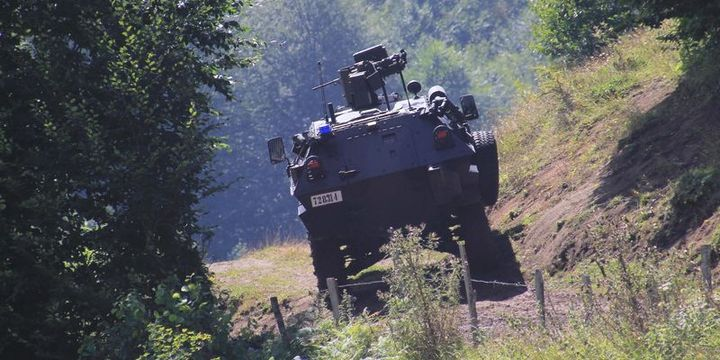 Ordu'da güvenlik güçleri ile teröristler arasında çatışma çıktı