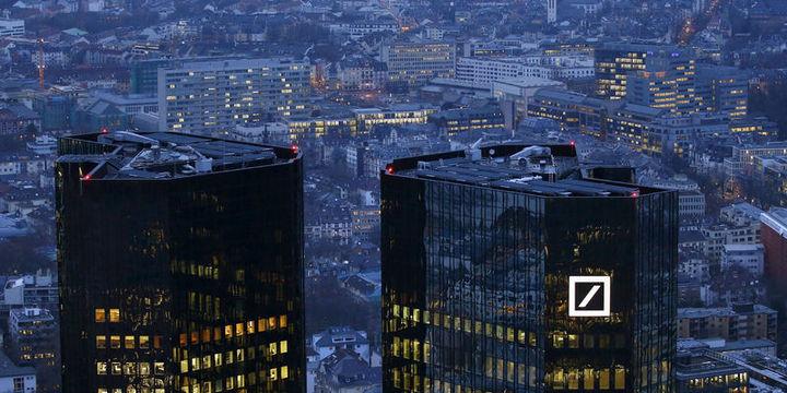 """Deutsche Bank hisseleri """"Cryan"""" ardından dalgalı seyrediyor"""