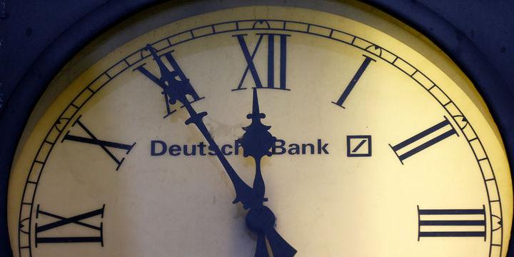 Lehman Brothers laneti Deutsche Bank'ın üzerinde
