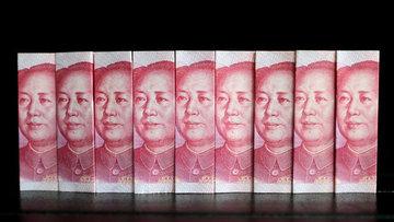 """""""Rezerv para yuan"""" Çin'e 1 trilyon dolar getirebilir"""