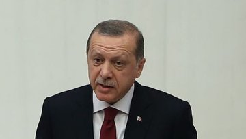 Cumhurbaşkanı Erdoğan'dan Meclis açılışında 'Yenikapı ruh...