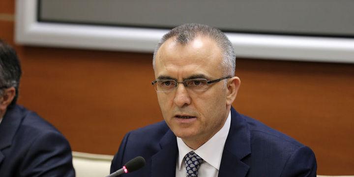 Maliye Bakanı Ağbal'dan