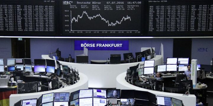 Avrupa borsaları haftaya dalgalı seyirle başladı