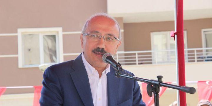 Bakan Elvan: Enflasyonda düşüş MB