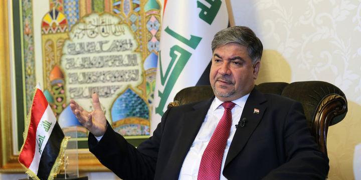 Irak Ankara Büyükelçisi Dışişleri