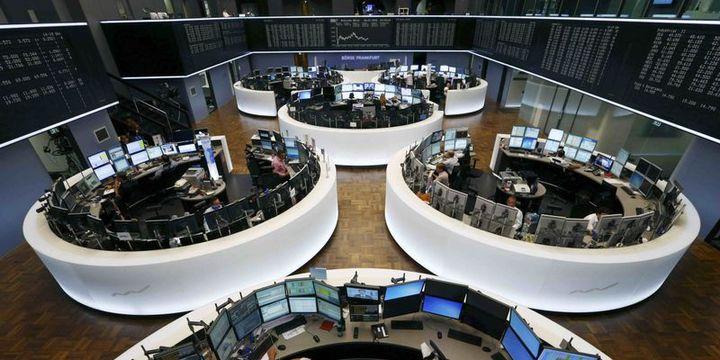 Avrupa borsaları bankalar öncülüğünde yükselişte