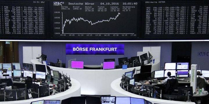 Avrupa borsaları 3. günde de düşüyor