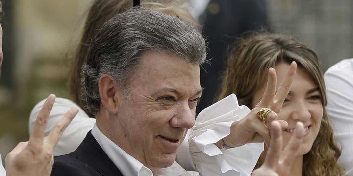 Nobel Barış Ödülü Kolombiya Devlet Başkanı Santos