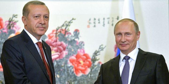 Erdoğan ve Putin yoğun gündemle yarın İstanbul
